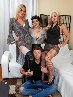 Group Stockings Pics