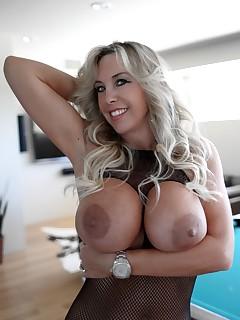 Big Tits In Stockings Pics
