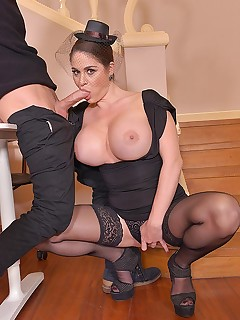 From Mourning to Moaning free photos and videos on DDFNetwork.com