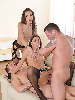 Double Penetration Dolls free photos and videos on DDFNetwork.com