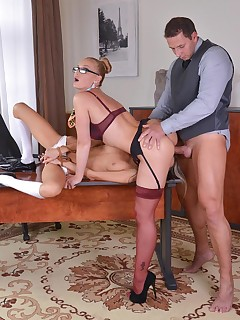 Sex Fiend Acadamy free photos and videos on HouseOfTaboo.com