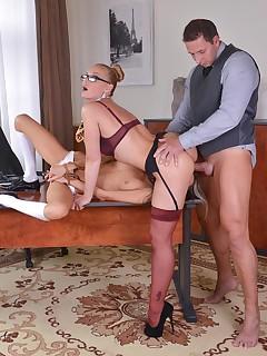 Sex Fiend Acadamy free photos and videos on HouseOfTaboo.com