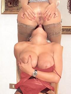 Vintage Stockings Pics