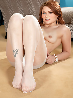 Leg Sex - Private Pantyhose Party - Cici Sweet (45 Photos)