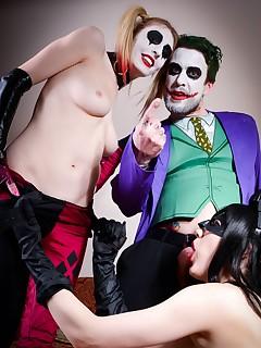 The Joker's Threesome