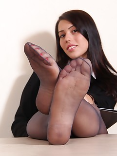 Free FootFetish picture gallery from PetraFeet