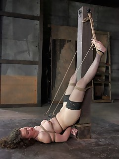 Hardtied | Extreme Rope Bondage, Orgasms, and Hardcore Sex | Selfish Pleasure