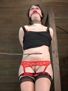 Real Time Bondage | Live BDSM Shows and Device Bondage | Pushing the Line