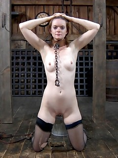 Real Time Bondage | Live BDSM Shows and Device Bondage | Hazel Repents Her Sins