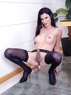 horny transexual girl kamila camargo naked shemale photos stiff cock