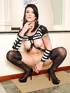 sexy shemales graziella cinturinha and victoria carvalho hardcore bareback sex photos silicon tits